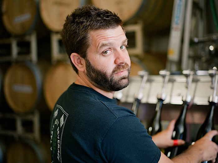 Drake Whitcraft - Whitcraft Winery • Santa Barbara, California  Chris and Kathleen (Barnato) Whitcraft started Whitcraft Winery in 1985. Chris hosted a local wine radio program in Santa Barbara County for more than ten years and learned his craft from some of the best winemakers in California - Joe Heitz (Heitz Cellars), Dick Graff (Founded Chalone Winery and its AVA), and Burt Williams (Williams Selyem & Morning Dew Ranch) to name a few. What began as a hobby grew into both a passion and a lifestyle, the commitment to which is present to this day in every bottle of our wine. This passion for wine was passed on to their children, Drake and Alyssa. While Chris passed in 2014, Drake continues to carry on the tradition of excellent winemaking within the Whitcraft family.
