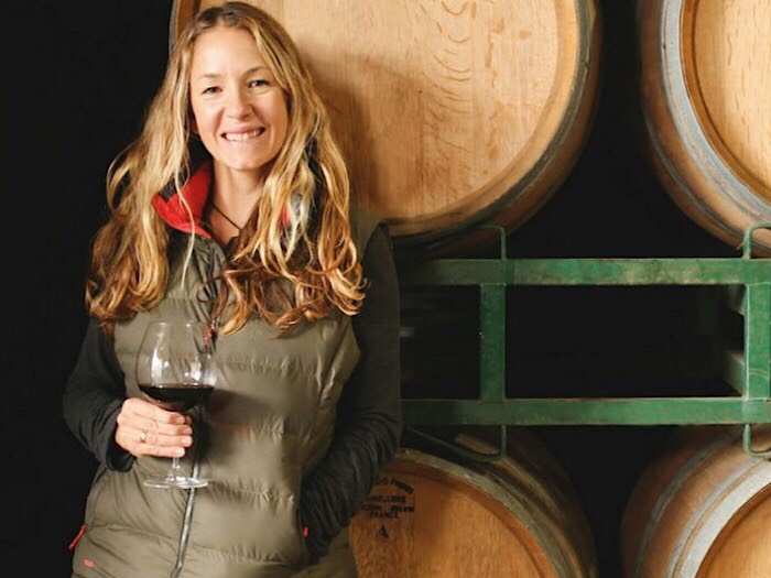 Angela Osborn - A Tribute to Grace • Santa Barbara, California  I am a New Zealand born winemaker who moved to California in 2006 with the dream of making Grenache. In the land from which I stem, the climate is too cool to ripen this sun-loving beauty. And so began my search: northern Spain, southern France, southern Australia, California…  Abundant sunshine and entrepreneurial spirit led me to the latter, and in 2007 I sourced my first Grenache fruit from the Santa Barbara Highlands Vineyard. Nestled high above the Pacific Ocean and 33 miles inland, this high-desert vineyard provided the perfect balance of heat and light I sought.  I chose to name my label after two of my favourite things: my Grandmother Grace, and my most beloved attribute. My winemaking intention is to capture this spirit, and stay as close to nature as humanly possible. The trio is completed by the grape itself, which to me encapsulates grace.   To grace and Grace,   Angela Osborn