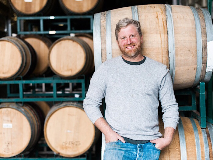 Dave Potter - Potek Winery • Santa Barbara California  Potek Winery is built on generations of hard work and a passion for perfecting our craft. We pay tribute to the beauty of exploration, the promise of evolution and the majesty of growth. We bottle our reverence for the people, places and paths that shape us. Above all, we celebrate the singular strength of family.  The name Potek is drawn from the story of my great-grandfather's immigration from Romania to the United States. Berl Potek's name was changed to Benjamin Potter as he passed through Ellis Island in 1917. His courage to search for a better life--along with the immigrant's experience of adapting to a new environment--inspires my approach to winemaking.  Potek wines are made with grapes sourced from the most interesting and pioneering vineyards in Santa Barbara County. We apply traditional French techniques to produce wines that reflect their origin and journey from grape to glass as purely as possible. The old world blends with the new in our modern production facility and tasting room located in downtown Santa Barbara.