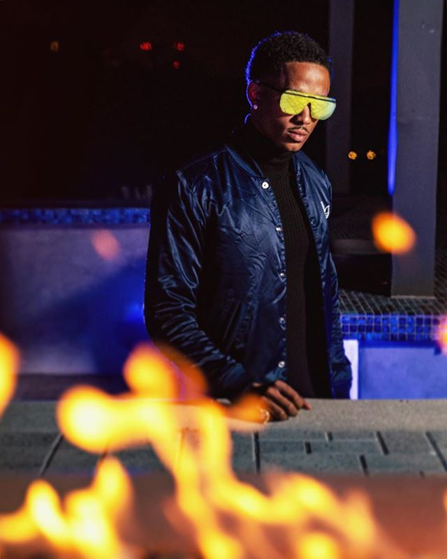 🔥🕶 Got to get some at @diesel to look this fire. Or maybe you just got to be @cbroadus