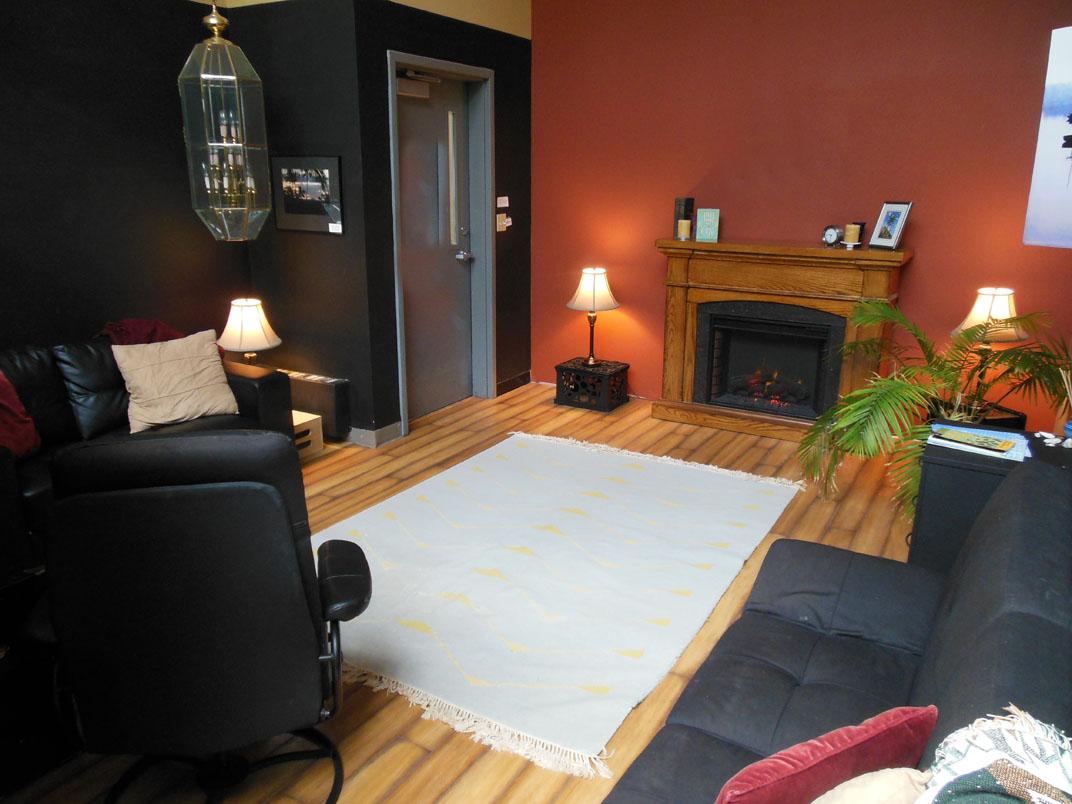GB Studio 211 Reception area