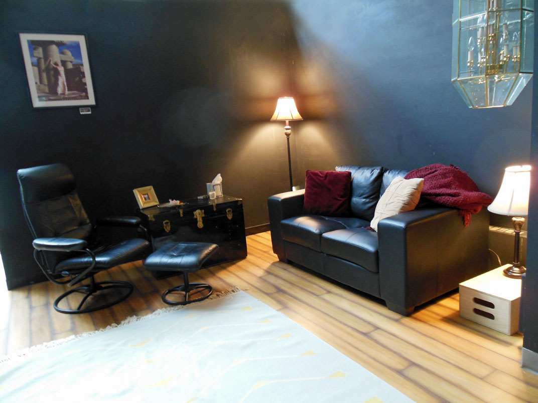 New studio space in Minneapolis