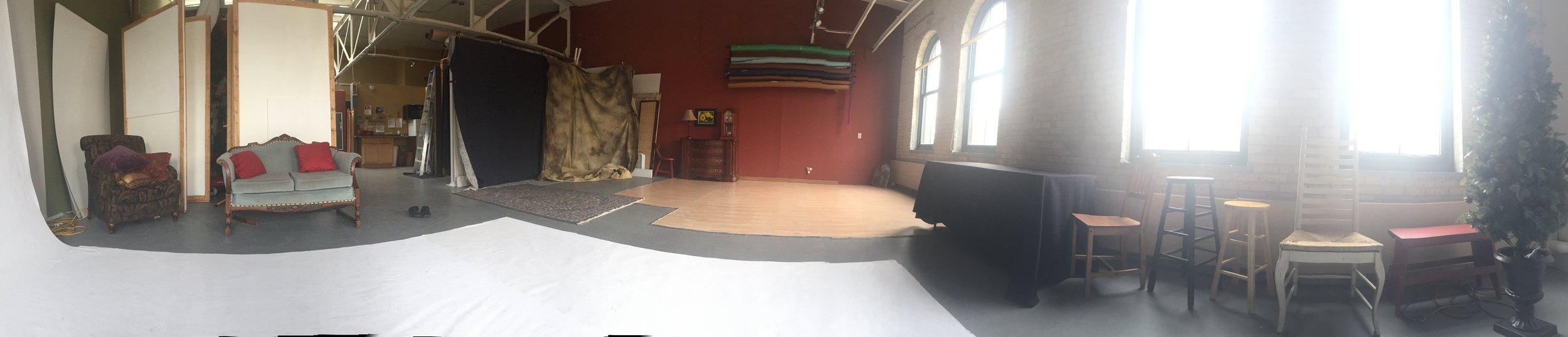 photo studio in NE minneapolis