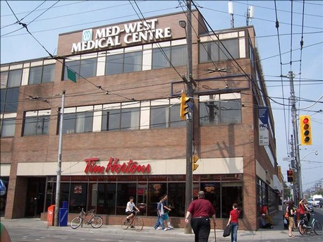 Medical Space Available - Location:Toronto Central, Central OntarioBuilding Type: Medical ClinicAvailable Space:  130 to 1,900 sq. ft. Size of Building: 49,000 sq. ft. over 4 floors Services Available: Laboratory, Pharmacy with Access Padles, Physiotherapy, Coffee Shop Vacancies: Available upon request              Contact me for more information!