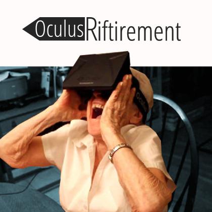 Oculus Riftirement (2017)