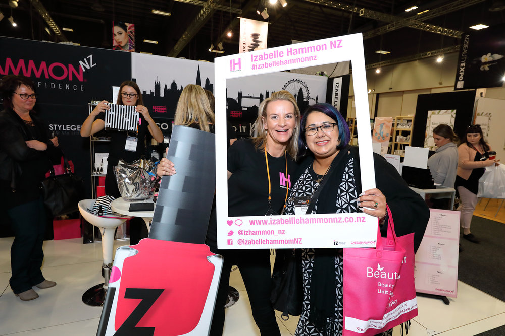 NZ Hair & Beauty Expo 2017