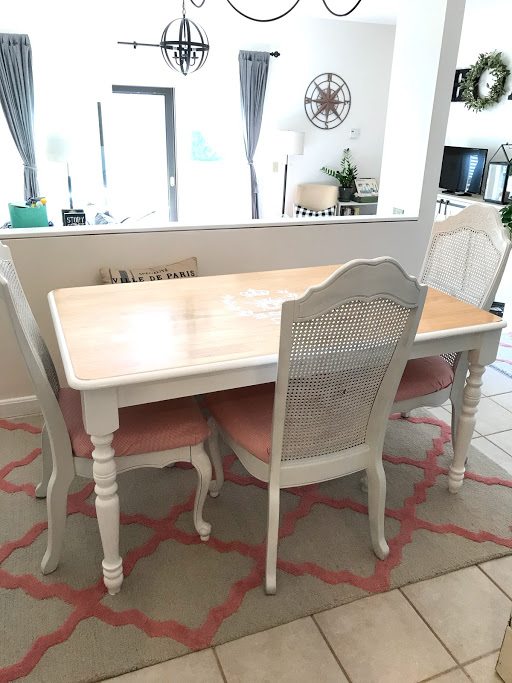 Modern Farmhouse/French Country Mashup: Kitchen Table ...