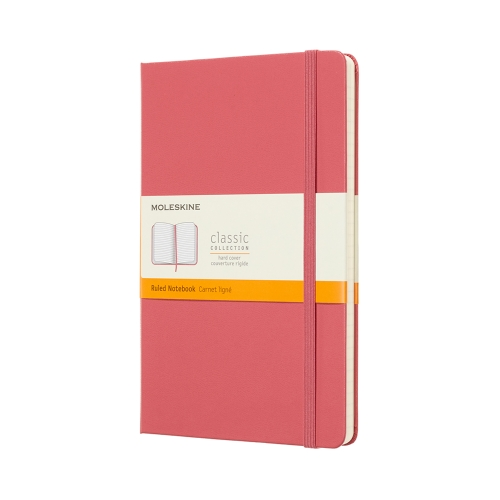 The Nicest Notebook - I've never had a Moleskine notebook myself, but I know so many people that love them. So why not gift one in the recipient's favorite color?