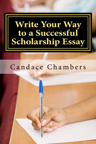 Scholarship Essay Guidebook - Write Your Way to a Successful Scholarship Essay provides proven tips to assist high school and college students with composing a scholarship essay. Candace Chambers, our Chief Academic Coach has snagged over 1.3 million dollars in scholarship funds by writing essays. Therefore, this guide provides fundamental steps of composing an organized essay tailored to meet the requirements of most scholarship essay prompts!
