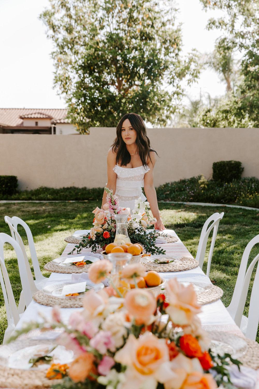 Blossom Bridal Shower -