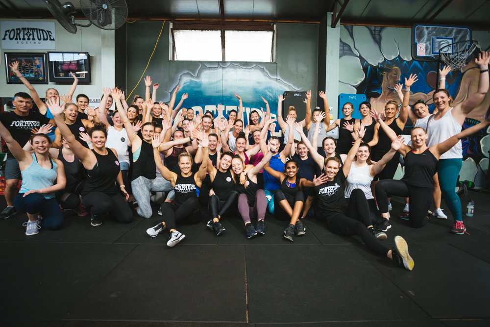 The Sweatathlon 2.0 - Sunday 19 August in NewsteadBack to back workouts at Fitstop Newstead, Fortitude Boxing & Harlow Hot Yoga