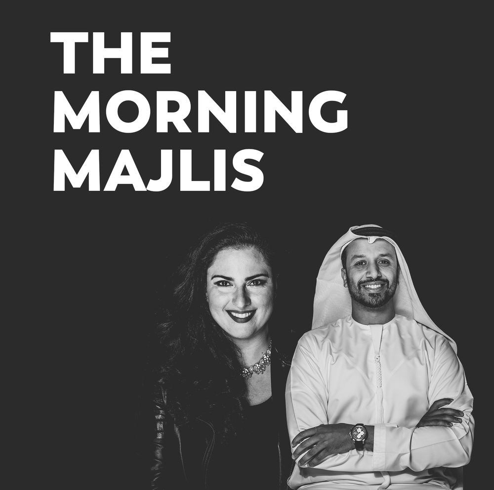 - On weekdays from 7–10am, the Morning Majlis kick-starts the day with a team of two dynamic personalities, bringing listeners the stories shaping the headlines, plus interviews with game changers and industry experts on a variety of topics. It is hosted by Sally Mousa, and Omar Al Busaidy.