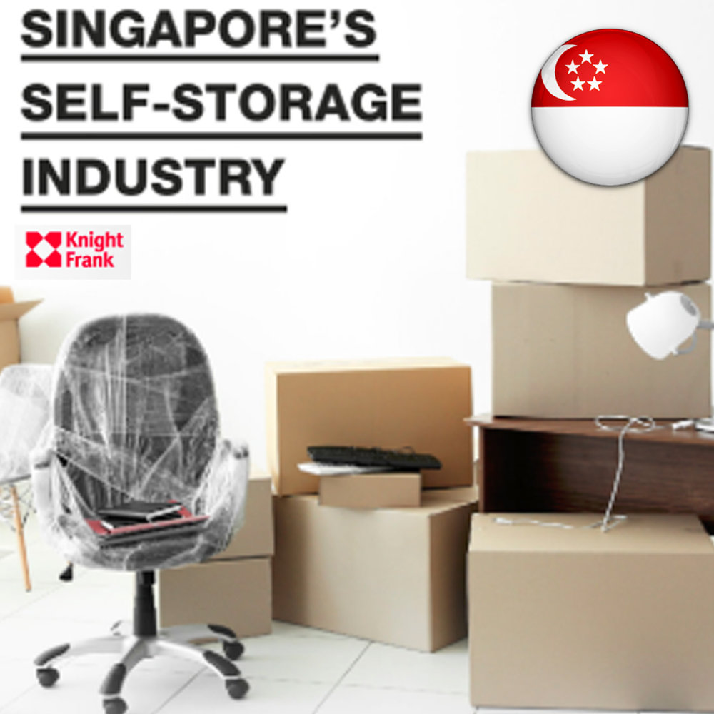 Jun 29 - Knight Frank Singapore's Self Storage Industry Event