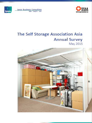 Ipsos Business Consulting - The Self Storage Association Asia Annual Survey 2015