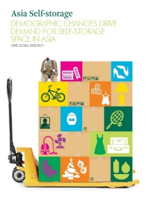 CBRE - Asia Self Storage - Demographic Changes Drive Demand for Self Storage Space in Asia 2015