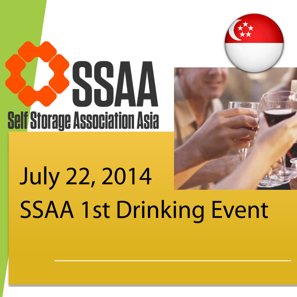 Jul 22 - 1st Networking Drink in Singapore