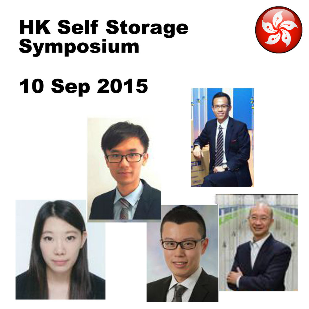 Sep 10 - HK Self Storage Symposium