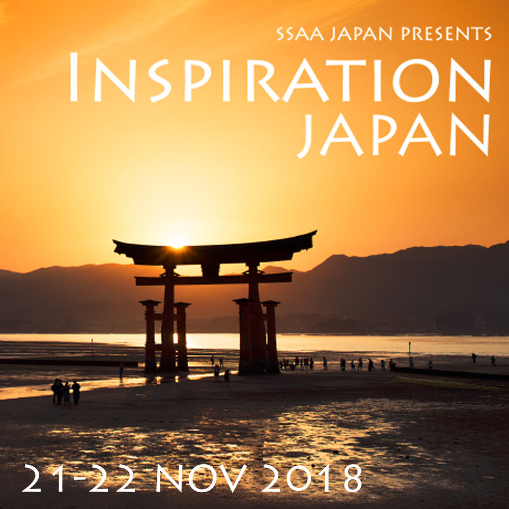 Nov 21-22 - Inspiration:  Japan