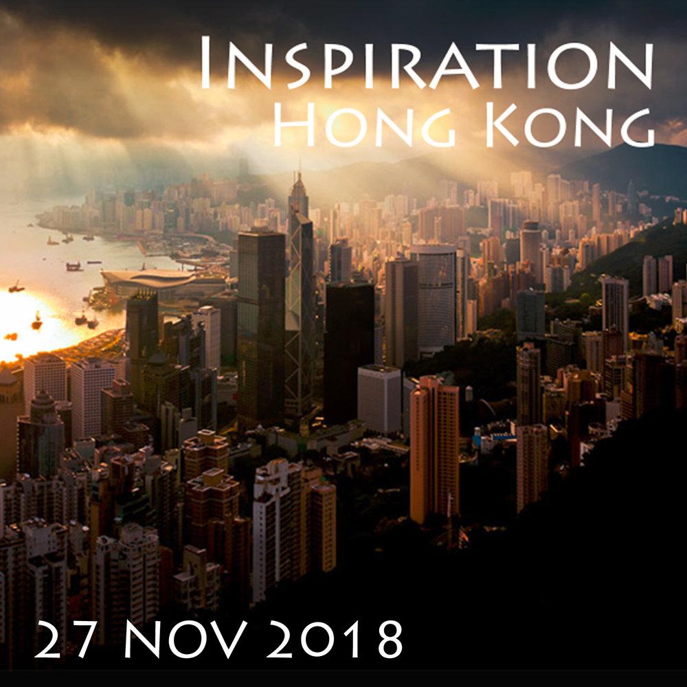 Nov 27 - Inspiration: Hong Kong