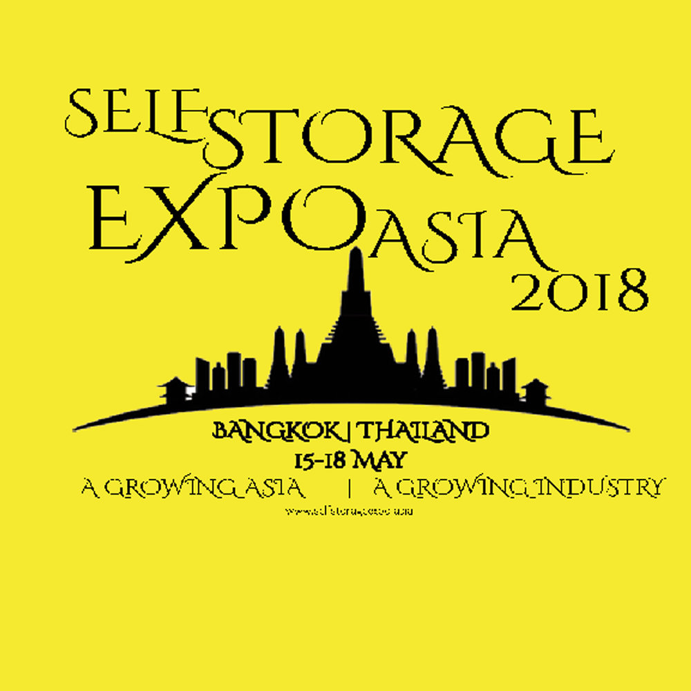 May 16-18 - Self Storage Expo Asia 2018