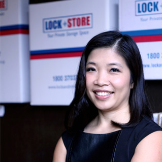 Chairwoman - Helen Ng, General Storage Company