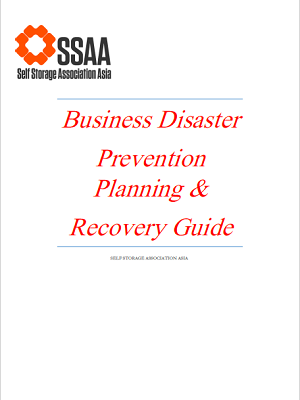Business Disaster Prevention Planning & Recovery Guide