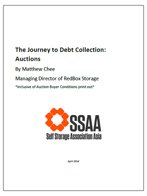 The journey to Debt Collection : Auctions Apr 2016