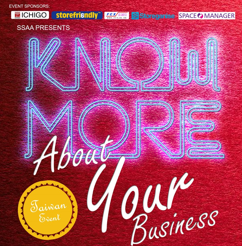 Mar 7 Taipei - Know More About Your Business