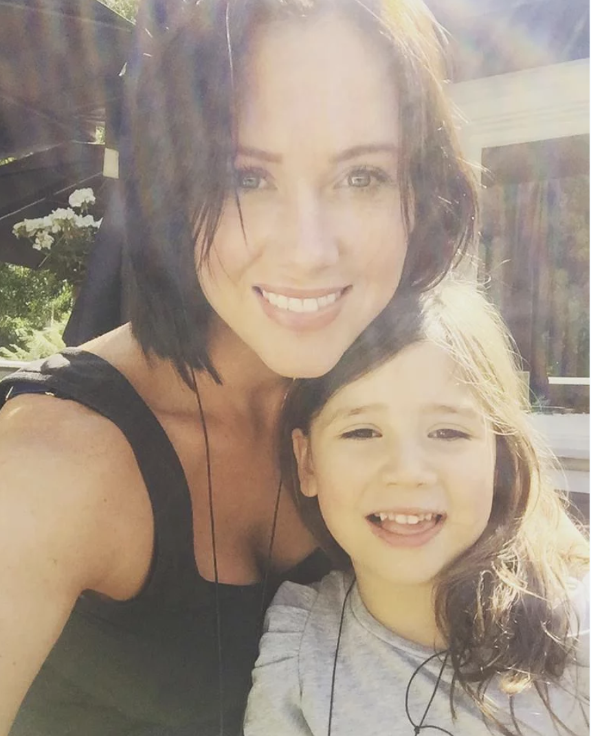 The busy mum podcast guest Alela Pinto