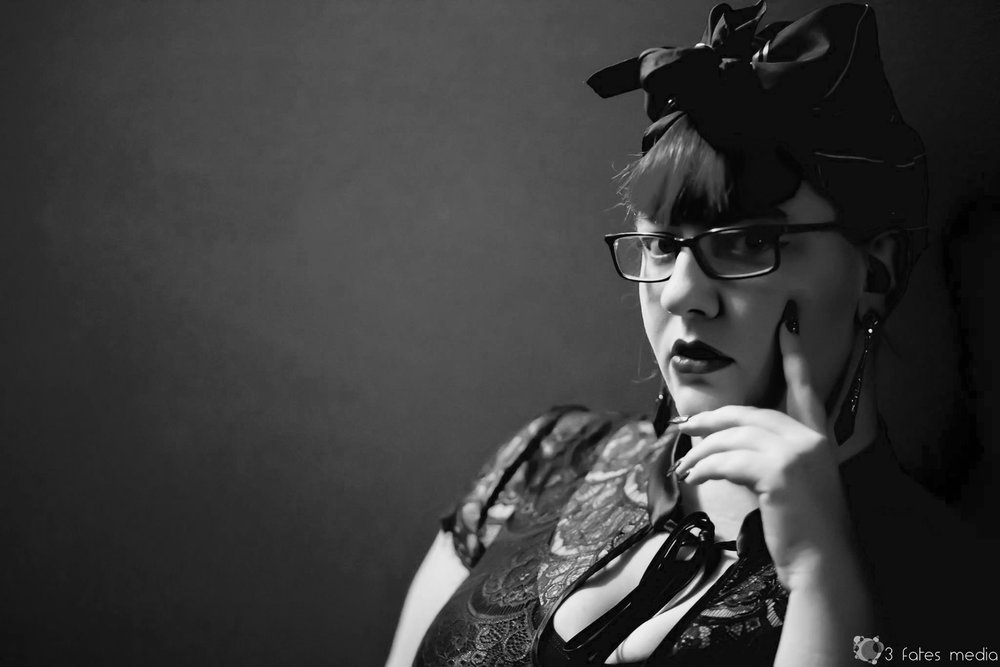 Miss Kitty (Entertainer): As a performer, my biggest frustration of how society see's, stigmatises and treats my mental illness is the assumption that because I am a performer (and often larger then life) that I can't be depressed or suffer mental illness. After all, I seem happy. As a person, i struggle with everyday life and feel looked down upon or dismissed by society as someone...unworthy. Unworthy or care, compassion and help. I'm told 'eat better, smile more, it's just in your head' without any understanding of how dismissive it feels. It is so important to de-stigmatise mental illness!