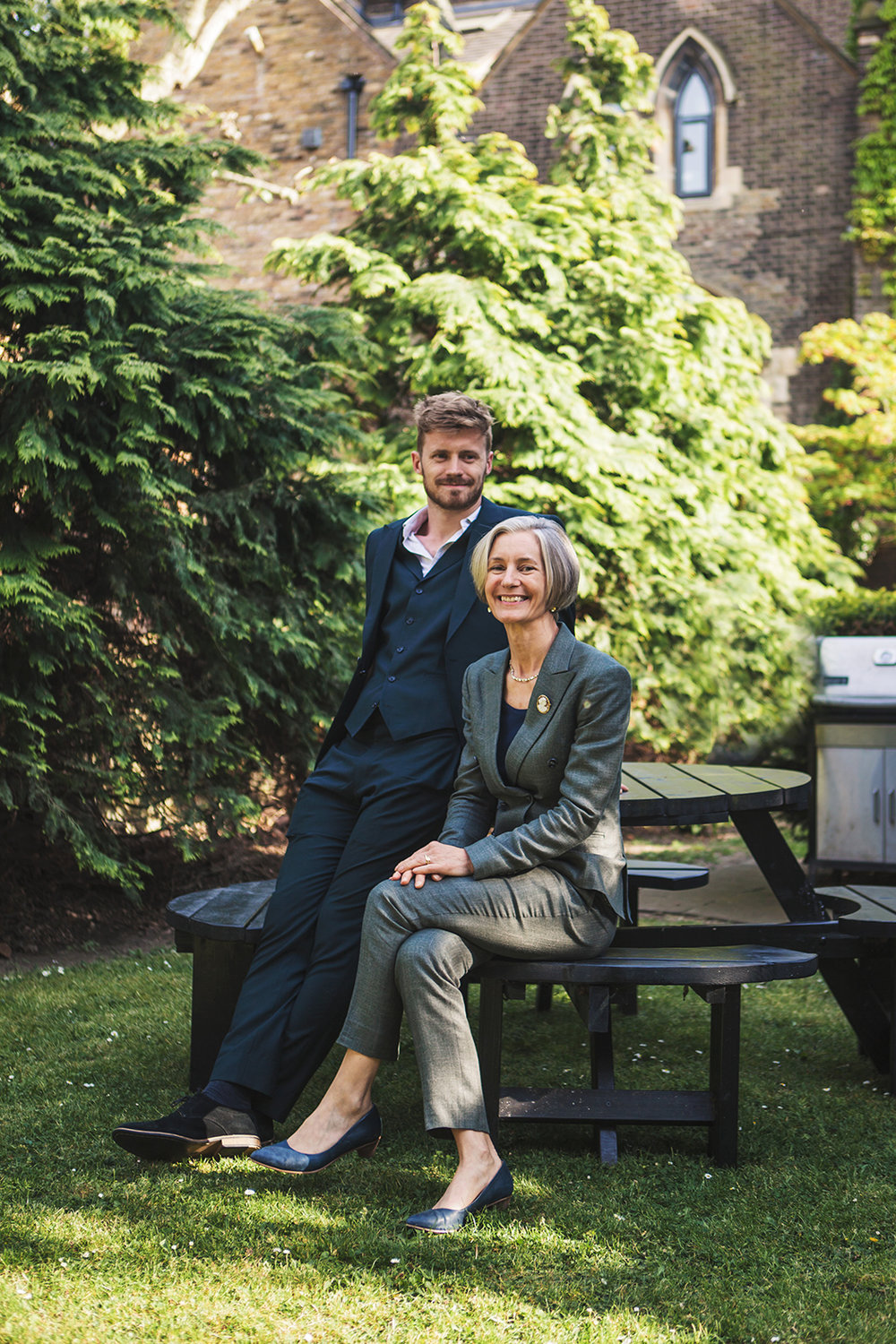 "- ""I have never even considered wearing a trouser suit for work so getting this made was an act of faith in Caroline's good taste - it is now my favourite work wear and so comfortable. I am already wondering what to get next time!""Diana""The craftsmanship and professionalism with which Caroline constantly conducts herself is beyond comparison. The suits I've had made with her have been peerless, and I cannot wait to get more done in the near future.""Matthew Orton, Screenwriter"
