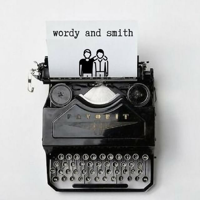 Busting out into Monday morning, folks! Need copy help? 📱Call the experts, Wordy and Smith 🤼‍♂️ http://www.wordyandsmith.com