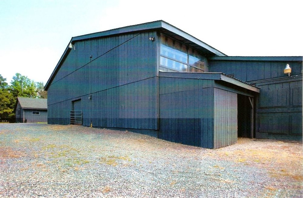 Equine training & boarding - beautiful Equine Stabling facility in Columbia County, New York