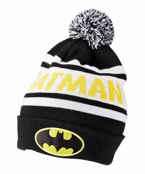 2b528a5e1b4a0 Batman Beanie Hat With Tassel. — BECKO S RESALE