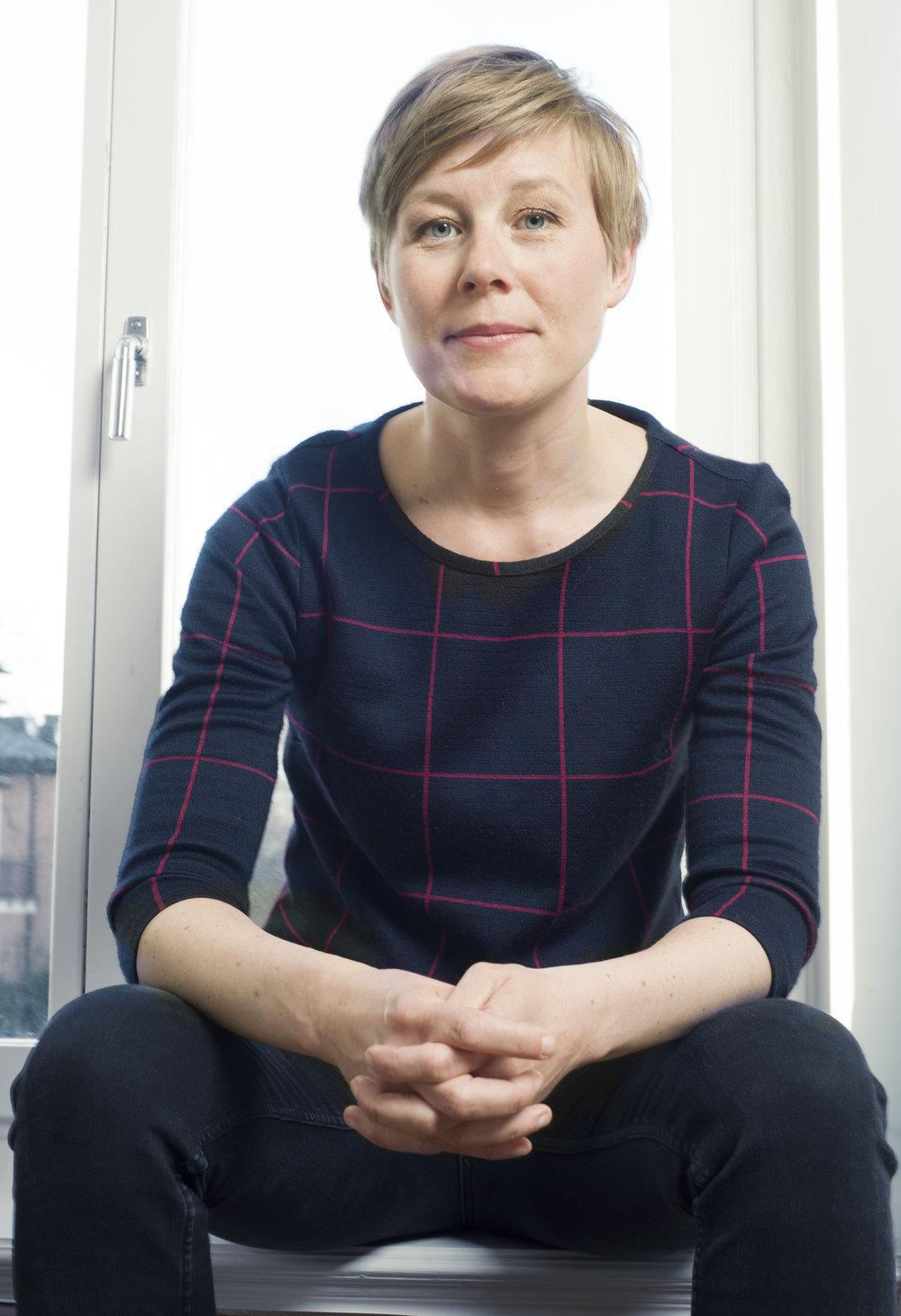 Jenny Nordin Hertzberg - Leg. psykolog