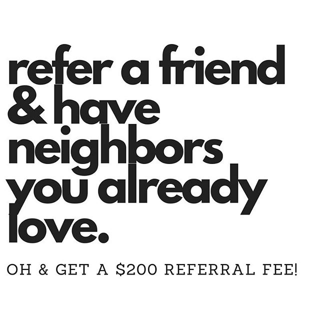 Make friends, make money. Cool.