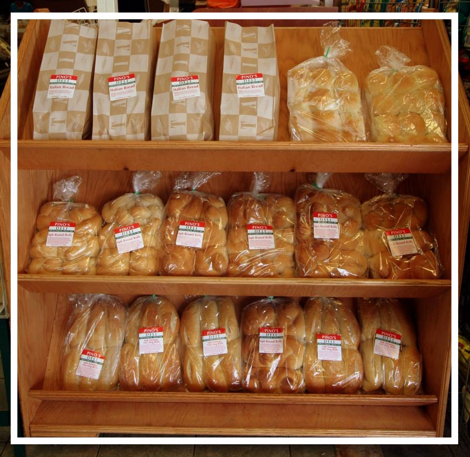 Fresh Baked - Italian Bread $2.99 / loafRound Rolls $2.99 / 6 packDinner Rolls $2.99 / 12 packSausage Rolls $2.99 / 6 pack
