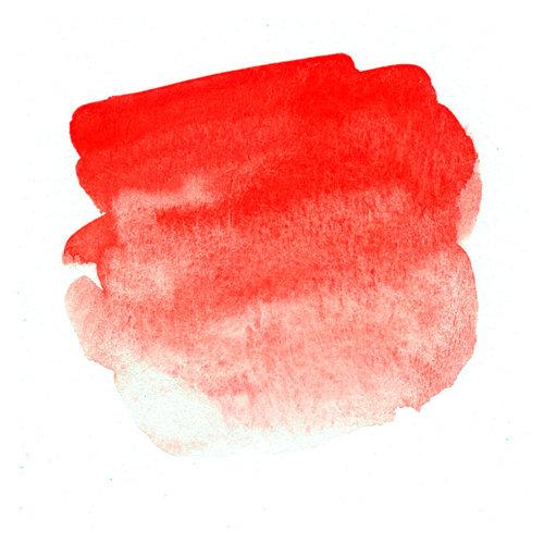 Fluorescent Brick Red Paint