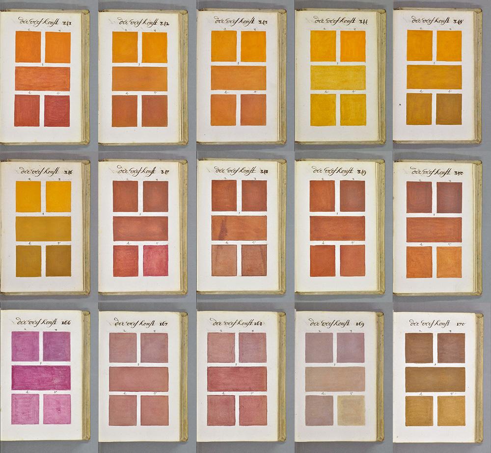 Traité des couleurs servant à la peinture à l'eau  image via  This is Colossal