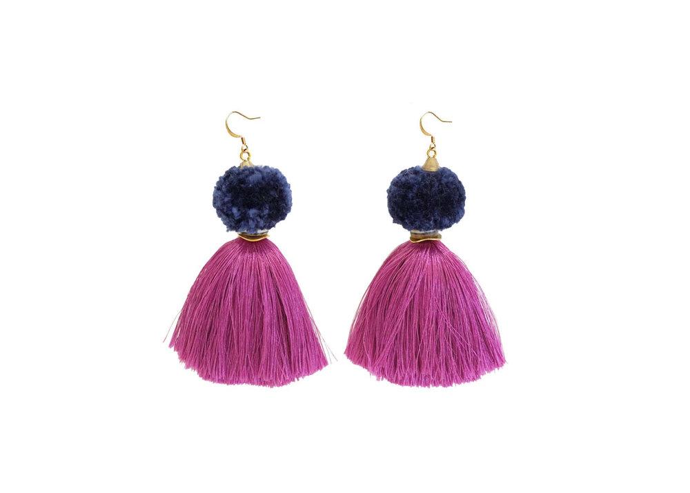 Party Earrings - $48