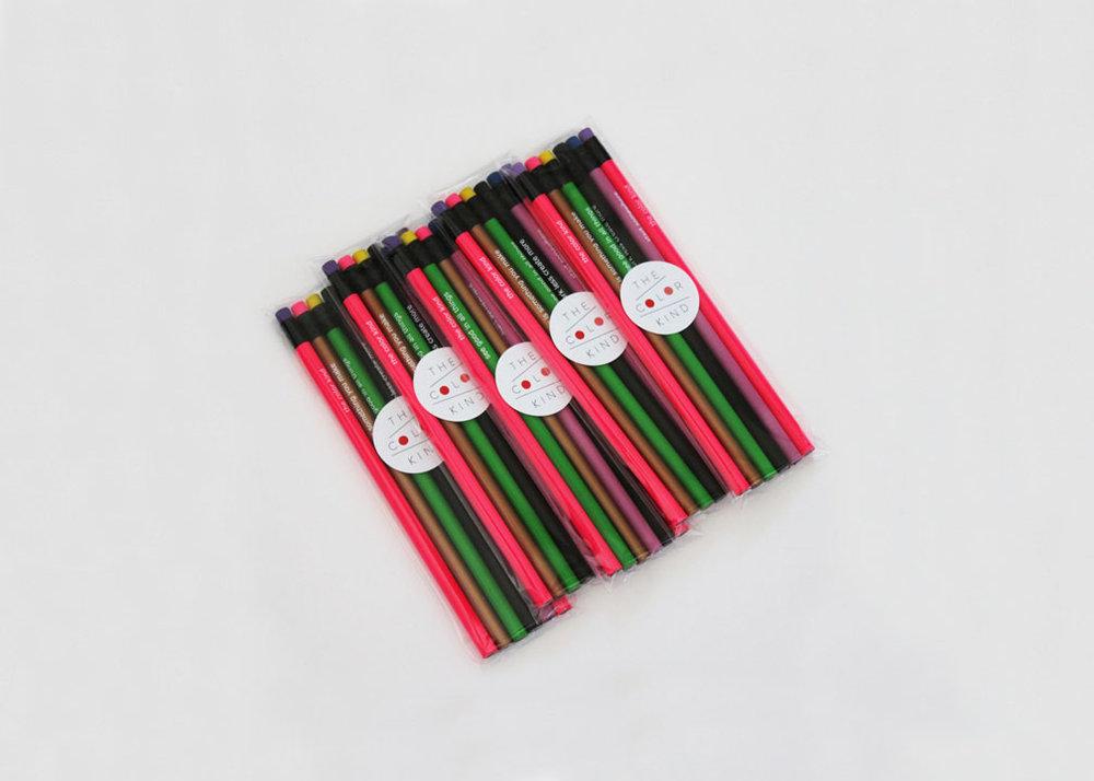 The Color Kind Pencils - $7