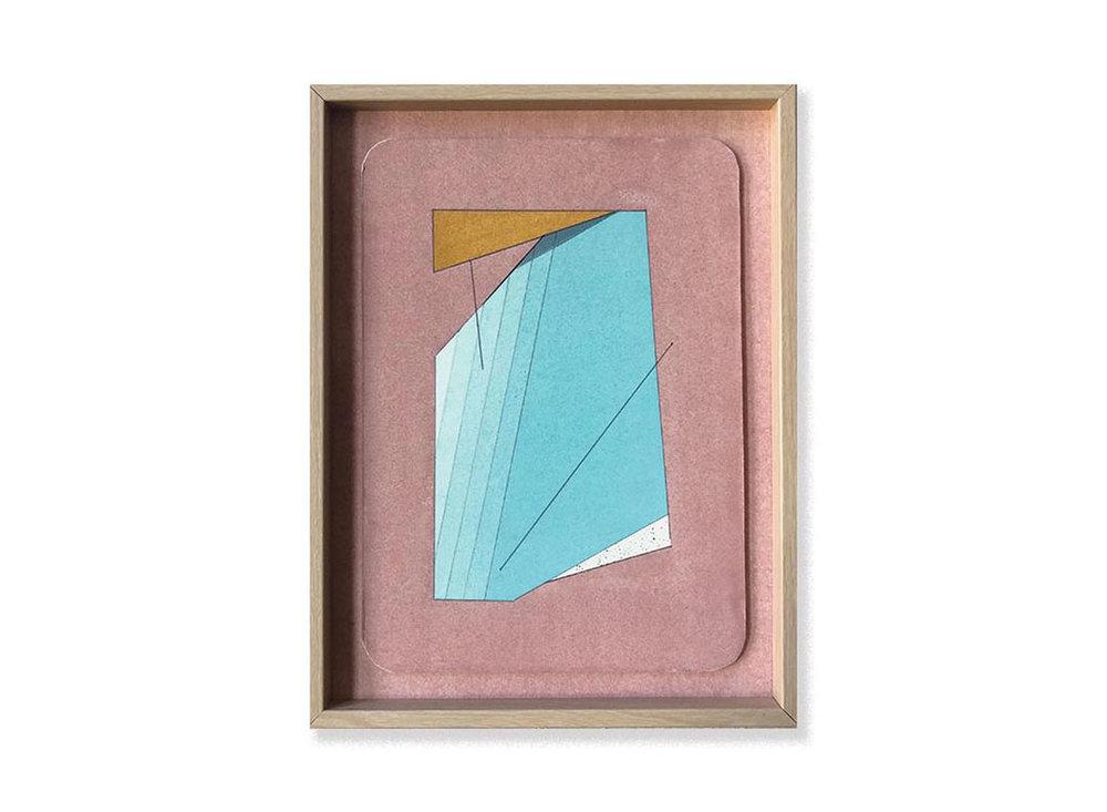 Michael Moncibaiz Painting - $150