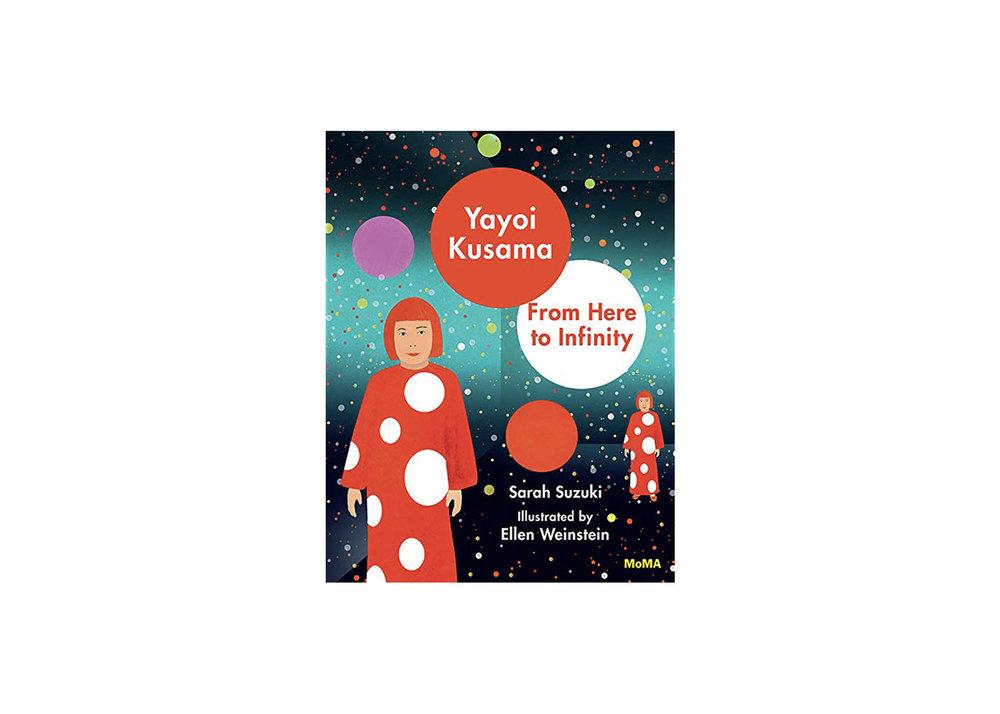 Yayoi Kusama: From Here to Infinity - $19.95
