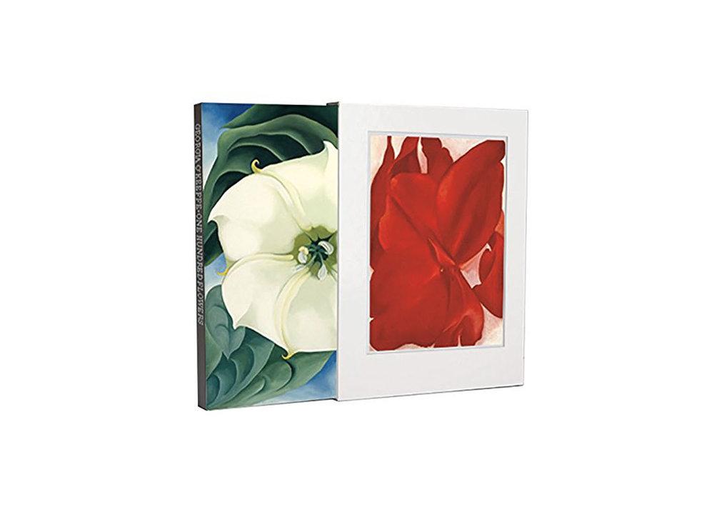 Georgia O' Keefe: One Hundred Flowers - $175