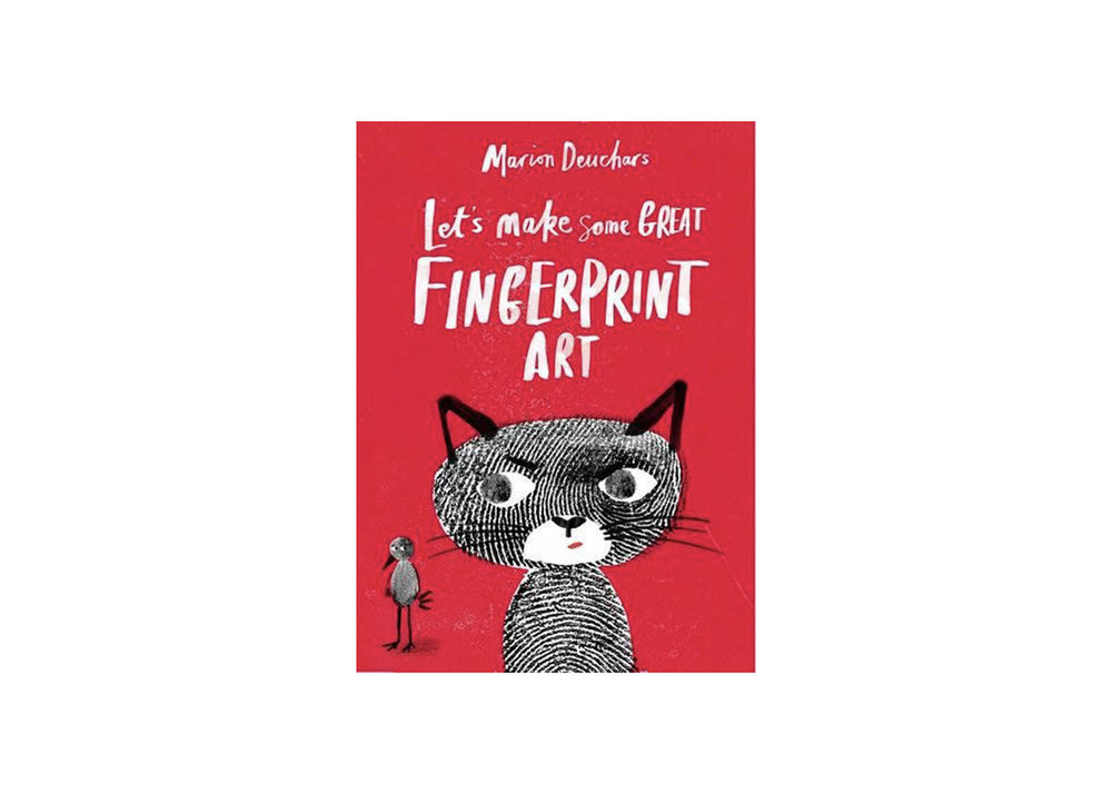 Let's Make Some Great Fingerprint Art - $8.04
