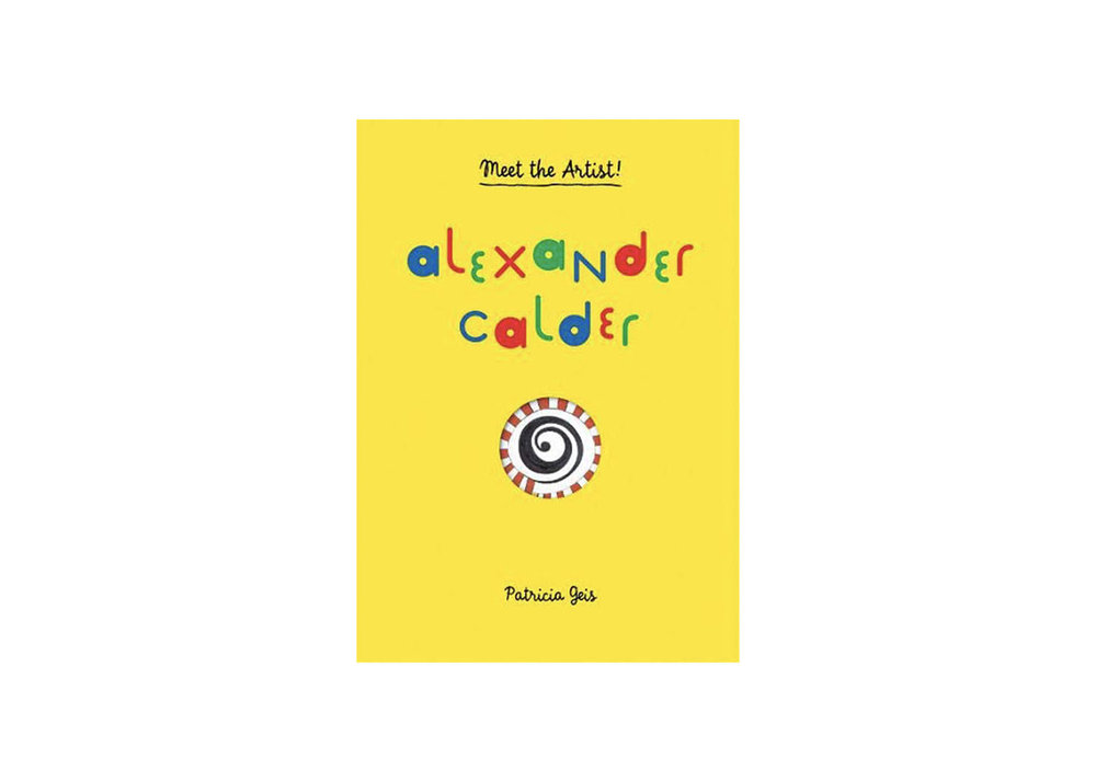 Alexander Calder Pop Up Book - $24.95
