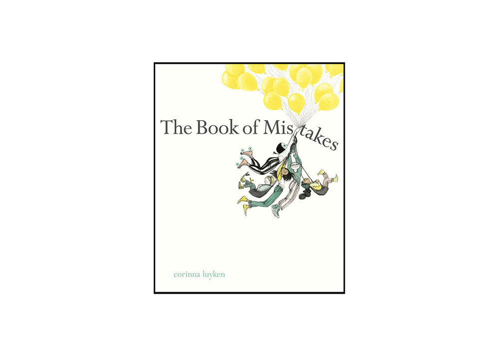 The Book of Mistakes - $13.29