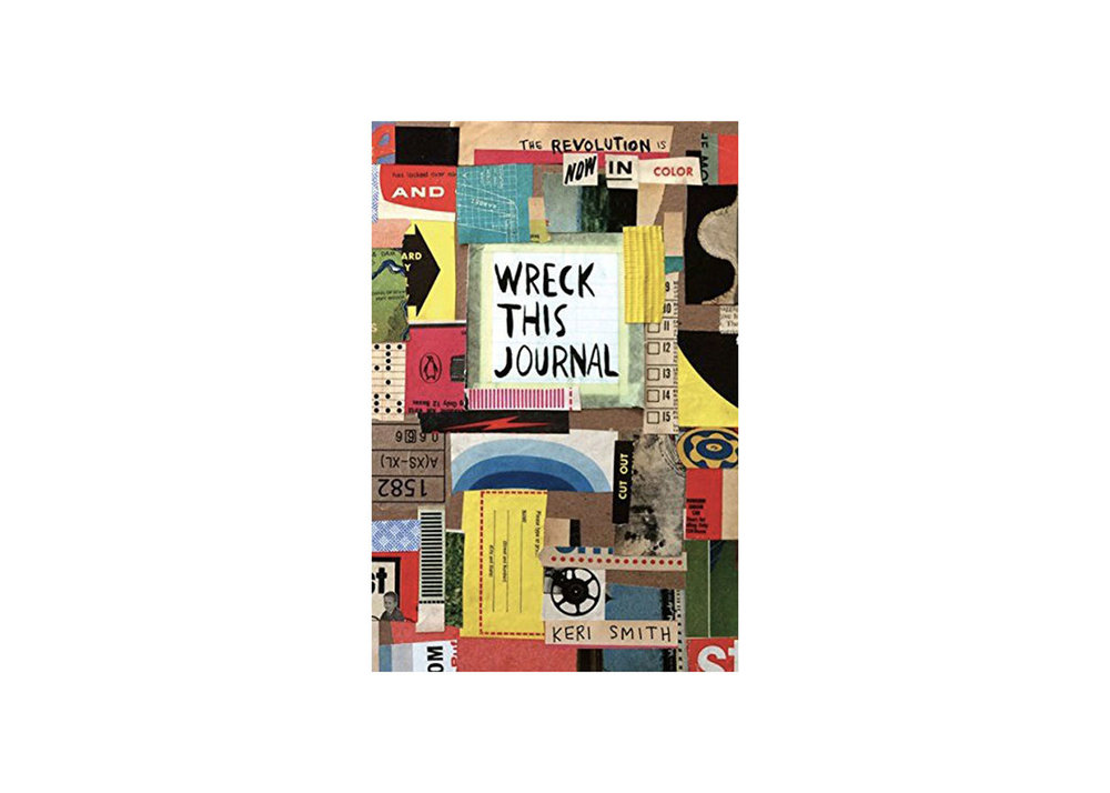 Wreck This Journal - $12.80