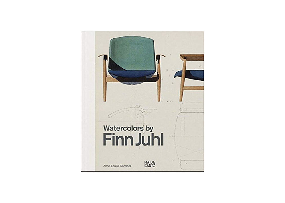 Watercolors by Finn Juhl - $60