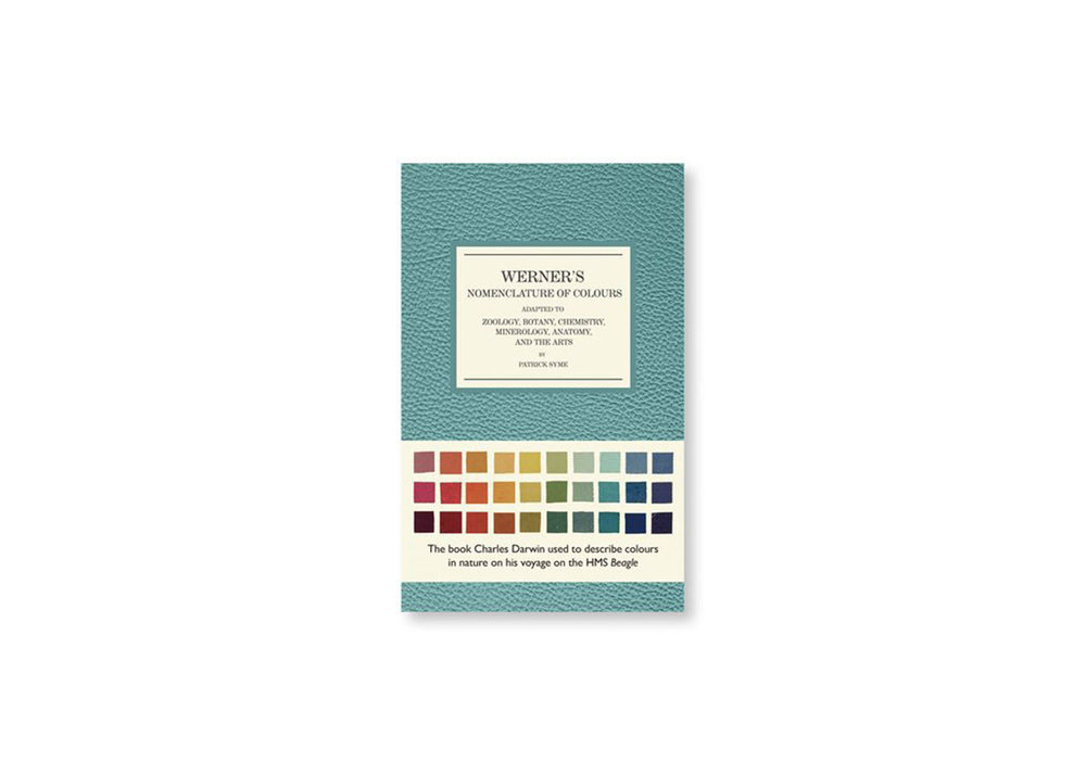 Werner's Nomenclature of Colors - $14.95